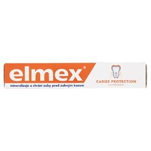 Elmex zubní pasta 75ml, vybrané druhy Billa
