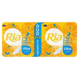 Ria Ultra dámské vložky, vybrané druhy Barvy a laky drogerie