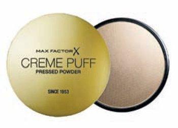 Matující pudr Max Factor Creme Puff