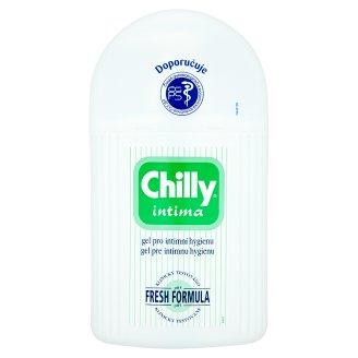 Chilly Intima fresh gel pro intimní hygienu, vybrané druhy