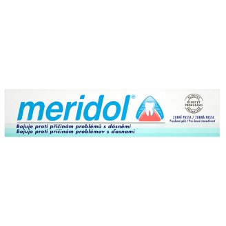 Meridol Zubní pasta, vybrané druhy Teta drogerie
