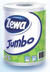 Zewa Jumbo kuchyňské utěrky 2-vrstvé Globus