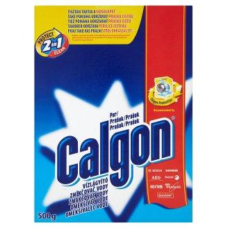 Calgon změkčovač vody v prášku