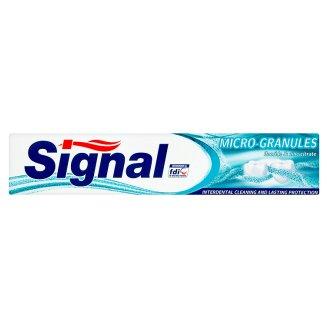 Signal zubní pasta, vybrané druhy