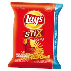 Lay's Stix 77g, vybrané druhy