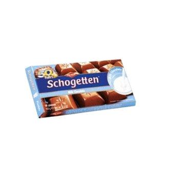 čokoláda Schogetten