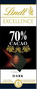 Lindt Excellence čokoláda 100g, vybrané druhy