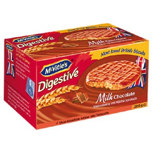 sušenky McVitie's Digestive