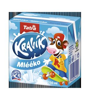 mléko Kravík 1,5 %
