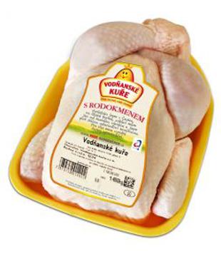 chlazené Vodňanské kuře 1kg