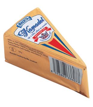 Kamadet královský sýr 48%, porce