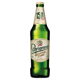 Staropramen Ležák, světlé pivo 0,5l