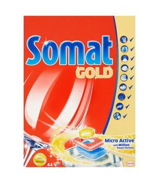 Somat tablety do myčky 44ks, vybrané druhy