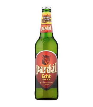 Pardál Echt, světlý ležák