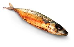 Uzená makrela 100g