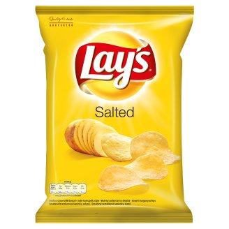 Lay's chips 70-77g, vybrané druhy