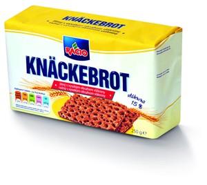 Racio Knäckebrot, vybrané druhy