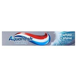 Aquafresh zubní pasta, vybrané druhy Ráj drogerie