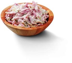 RETRO pochoutkový salát