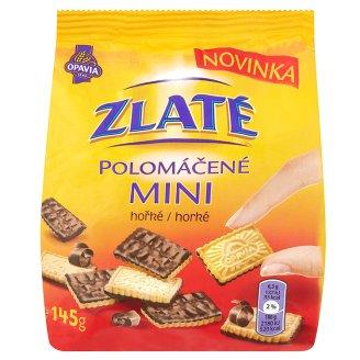Opavia Zlaté Mini polomáčené sušenky 145g, vybrané druhy