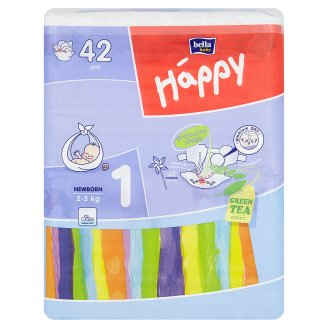 Bella Baby Happy dětské plenky Barvy a laky drogerie