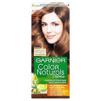 Garnier Color Naturals barva na vlasy, vybrané druhy Teta drogerie