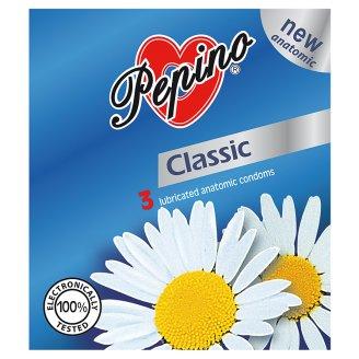 Pepino kondomy, vybrané druhy