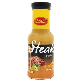 Vitana Steak Omáčka, vybrané druhy