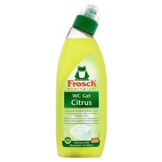 Frosch WC gel, vybrané druhy