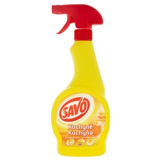 Savo Kuchyně čistící sprej