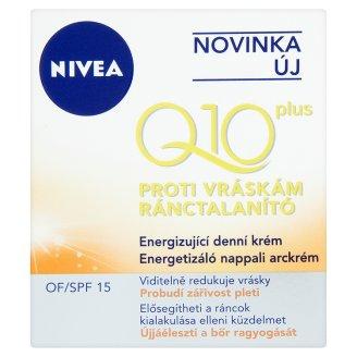 Nivea Q10 Plus krém proti vráskám, vybrané druhy Ráj drogerie