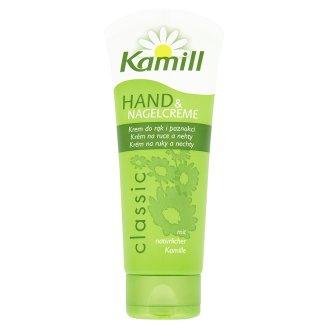 Kamill krém na ruce a nehty, vybrané druhy ROSSMANN