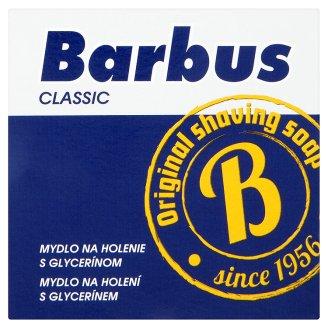 Barbus Classic mýdlo na holení s glycerinem Barvy a laky drogerie