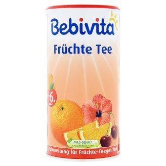 Bebivita čaj, vybrané druhy Teta drogerie