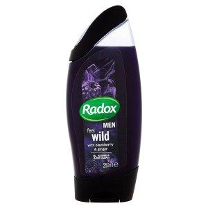 Radox Men 2v1 pánský sprchový gel a šampon 250ml dm drogerie markt