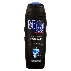 Mitia For Men Black jade 2v1 sprchový gel a šampon 400ml Penny Market