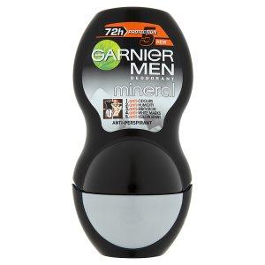 Garnier Mineral Men deodorant 50ml, vybrané druhy Prima Drogerie