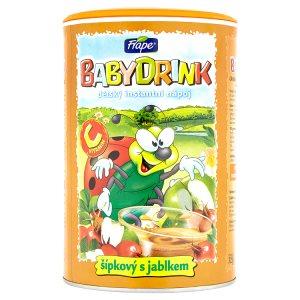 Frape Babydrink Dětský instantní nápoj šípkový s jablkem 325g Tesco