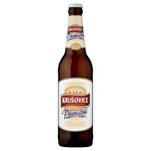 Krušovice Pšeničné pivo světlý ležák 0,5l
