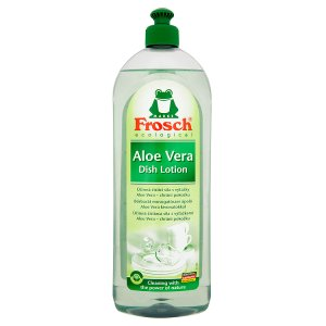Frosch Aloe Vera Lotion pro mytí nádobí 750ml