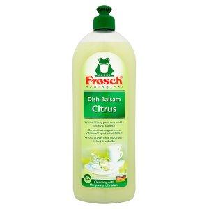 Frosch Balzám pro mytí nádobí citrón 750ml Prima Drogerie