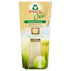 Frosch Oase Osvěžovač vzduchu citrónová tráva 90ml Prima Drogerie