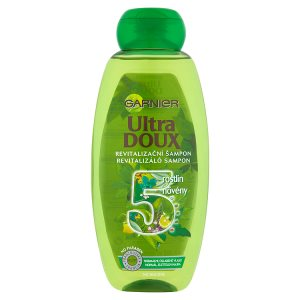 Garnier Ultra Doux šampon 400ml, vybrané druhy ROSSMANN