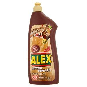 ALEX Renovující leštěnka na podlahu 900ml