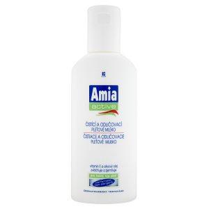 Amia Active Čistící a odličovací pleťové mléko 200ml Albert
