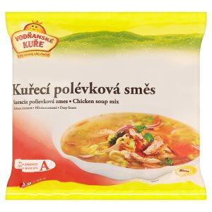 Vodňanské Kuře Kuřecí polévková směs hluboce zmrazená 750g