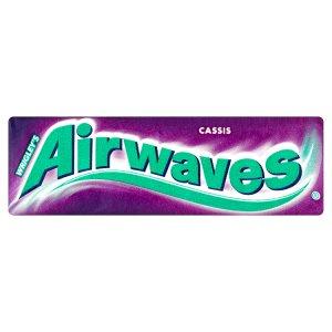 Wrigley's Airwaves žvýkačka bez cukru 14g, vybrané druhy