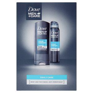 Dove Men+Care Daily Care dárková sada Tesco