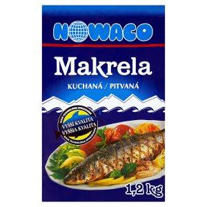 Nowaco Makrela obecná kuchaná hluboce zmrazená 1,2kg