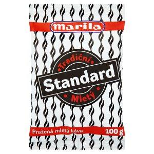 Marila Standard pražená mletá káva 100g